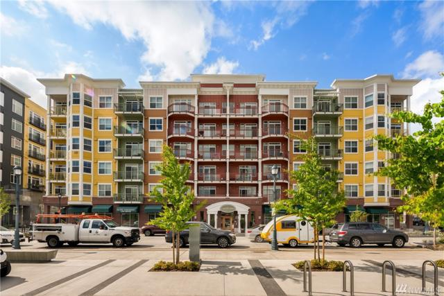 16141 Cleveland St #613, Redmond, WA 98052 (#1449105) :: Real Estate Solutions Group