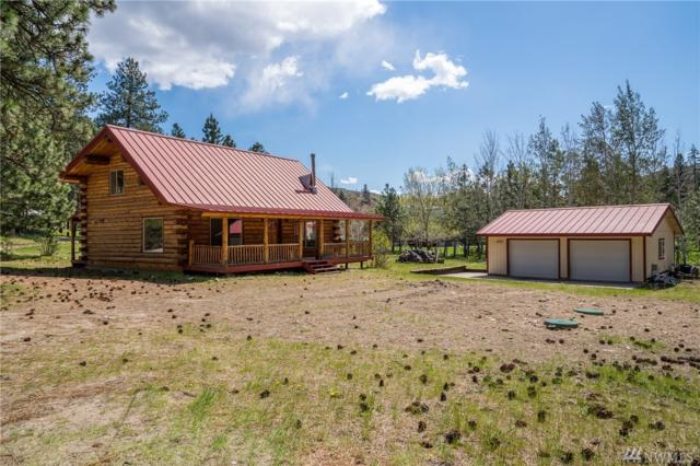 12325 Entiat River Rd, Entiat, WA 98822 (#1449154) :: Keller Williams Realty Greater Seattle