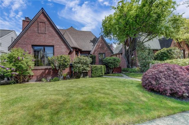 8034 20th NW, Seattle, WA 98117 (#1449863) :: Homes on the Sound