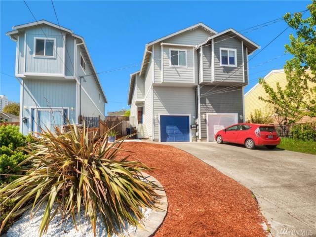 1525 S G St, Tacoma, WA 98405 (#1449972) :: Ben Kinney Real Estate Team