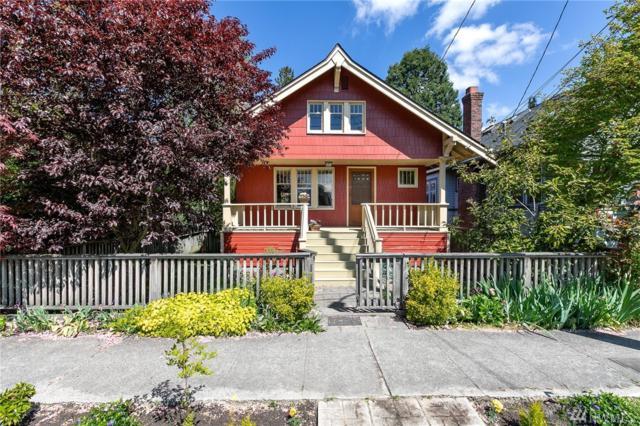 832 NE 57th St, Seattle, WA 98105 (#1450007) :: Ben Kinney Real Estate Team