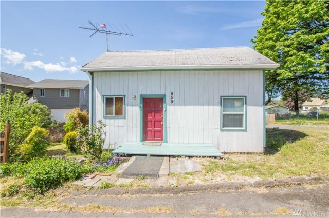 559 N 4th St, Kalama, WA 98625 (#1450141) :: Ben Kinney Real Estate Team