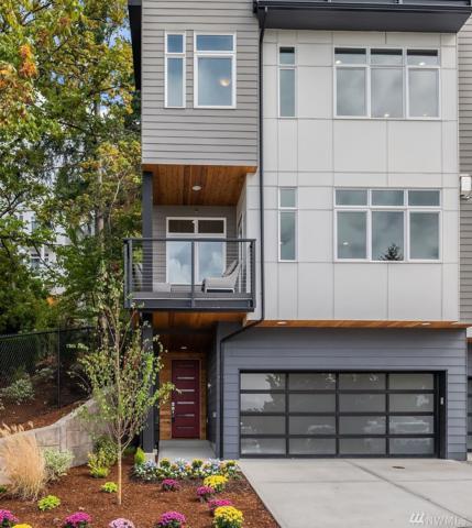 4037 129th Place Se (Unit 22), Bellevue, WA 98006 (#1450162) :: Keller Williams Western Realty