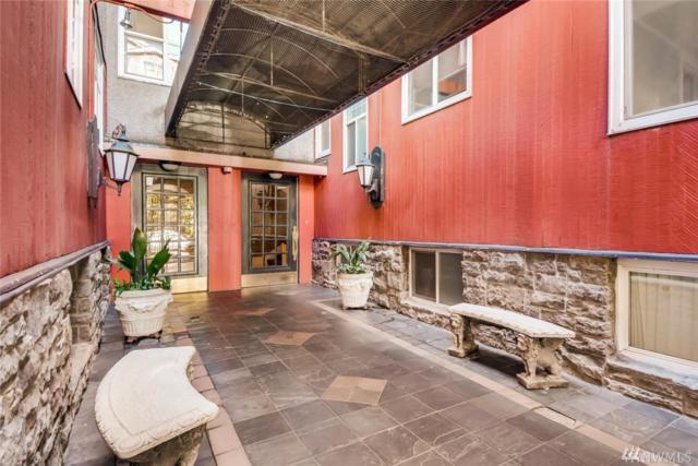 403 Terry Ave #305, Seattle, WA 98104 (#1450275) :: Real Estate Solutions Group