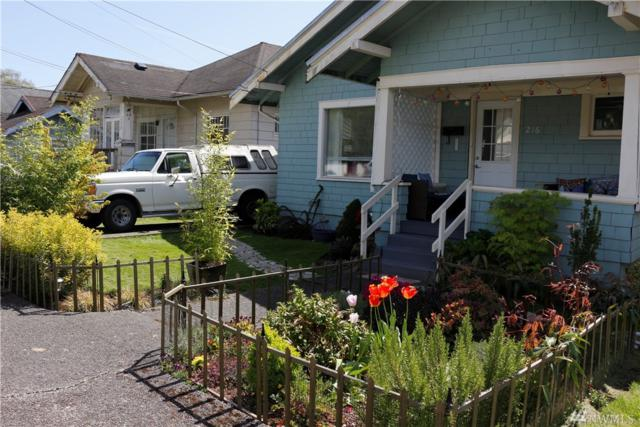 216 Eklund, Hoquiam, WA 98550 (#1450441) :: Kimberly Gartland Group