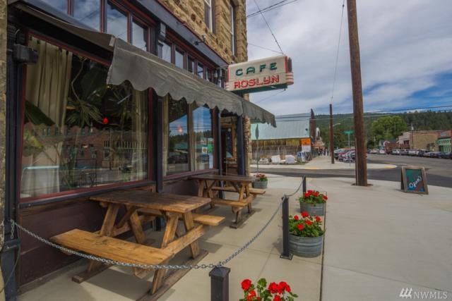 0 The Roslyn Cafe, Roslyn, WA 98941 (#1451310) :: Kimberly Gartland Group