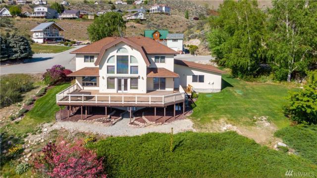 110 Stormy Mountain Wy, Chelan, WA 98816 (#1451336) :: Kimberly Gartland Group