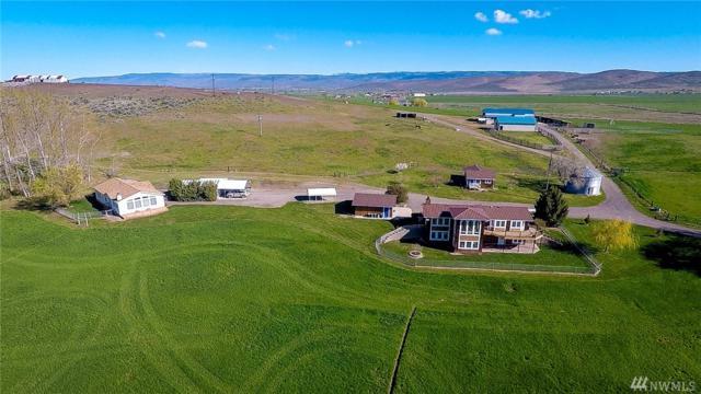1001 Koffman Rd, Ellensburg, WA 98926 (MLS #1451370) :: Nick McLean Real Estate Group