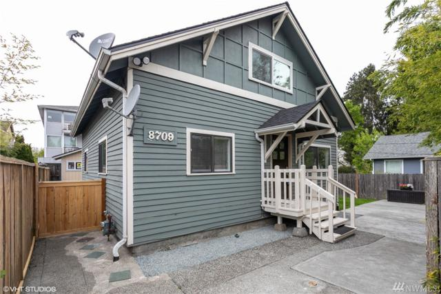8709 14th Ave NW, Seattle, WA 98117 (#1451486) :: Homes on the Sound
