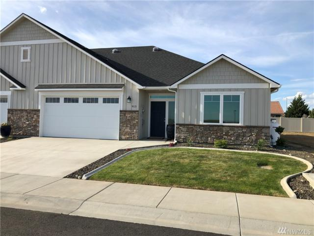 913 N M Loop Dr SW, Quincy, WA 98848 (#1451614) :: Homes on the Sound