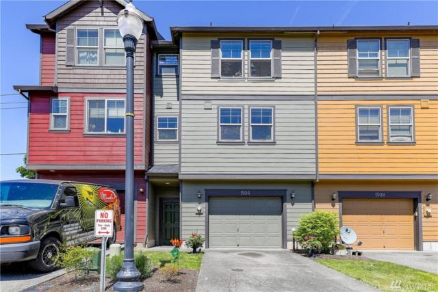 1504 NE 87th Wy, Vancouver, WA 98665 (#1451654) :: The Kendra Todd Group at Keller Williams