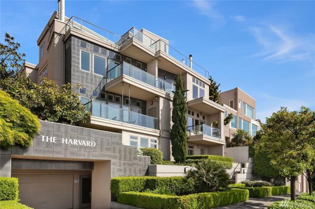 1956 Harvard Ave E #307, Seattle, WA 98102 (#1451725) :: Better Properties Lacey