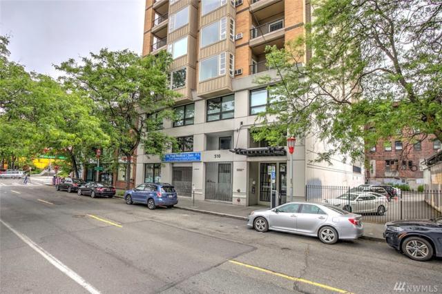 510 6th Ave S #504, Seattle, WA 98104 (#1451807) :: Kimberly Gartland Group