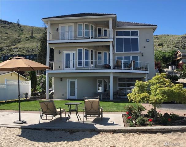 104 Water St, Chelan, WA 98816 (#1451829) :: Homes on the Sound