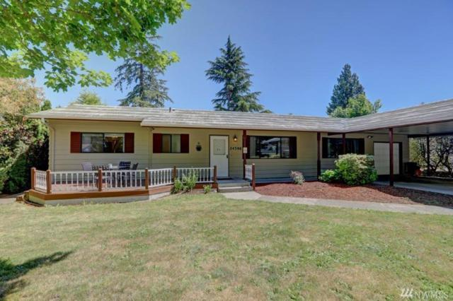 24306 98th Ave S, Kent, WA 98031 (#1451907) :: Homes on the Sound