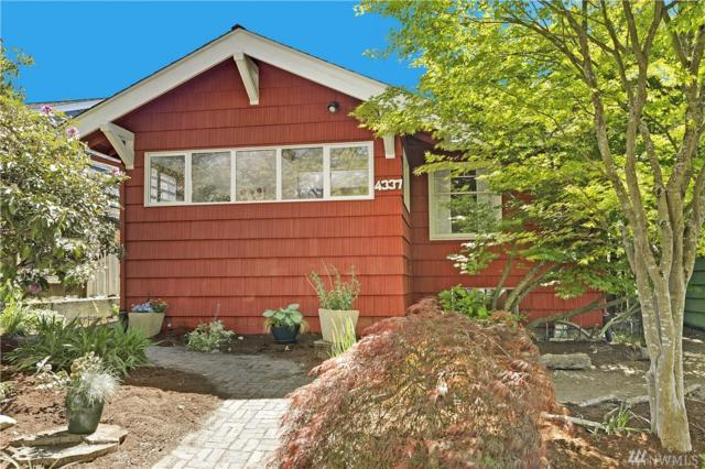 4337 SW Willow St, Seattle, WA 98136 (#1451962) :: The Royston Team