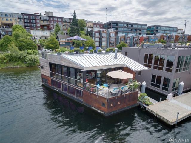 2821 Fairview Ave E #12, Seattle, WA 98102 (#1451998) :: Mosaic Home Group