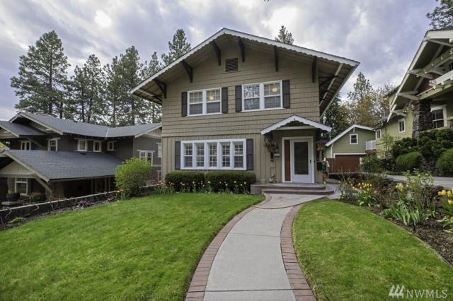 444 W 21st Ave, Spokane, WA 99203 (#1452035) :: Costello Team