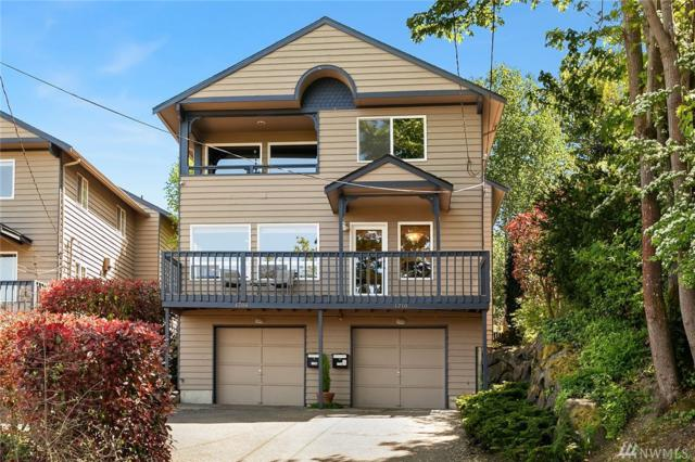 1710 Bradner Place S, Seattle, WA 98144 (#1452060) :: Homes on the Sound