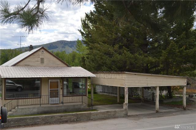 275 Riverside Ave, Winthrop, WA 98862 (MLS #1452130) :: Nick McLean Real Estate Group