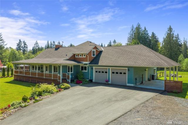 12226 Chain Lake Rd, Snohomish, WA 98290 (#1452345) :: Keller Williams Western Realty