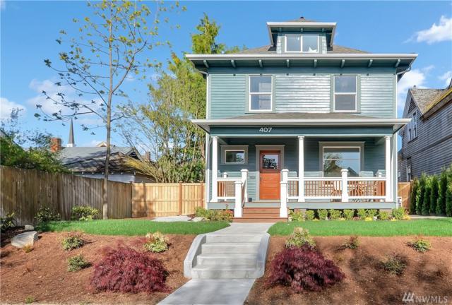 407 S M St, Tacoma, WA 98405 (#1452388) :: Kimberly Gartland Group