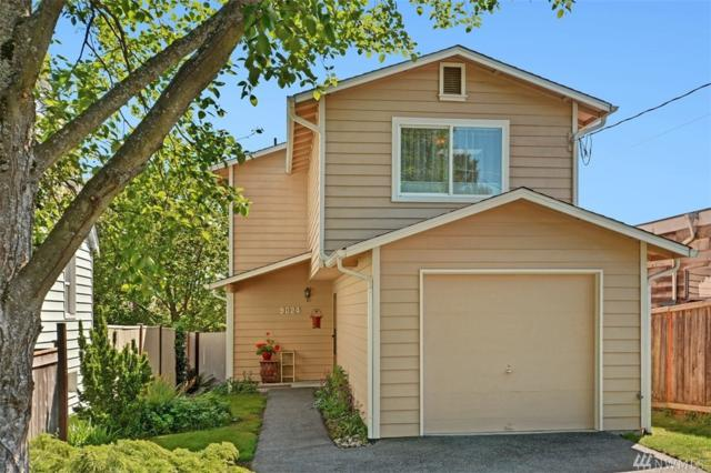 9024 11th Ave NW, Seattle, WA 98117 (#1452845) :: Homes on the Sound