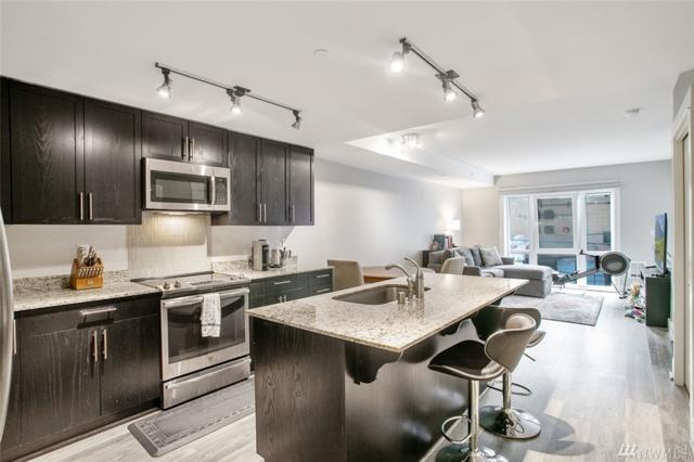 699 John St #212, Seattle, WA 98109 (#1452883) :: Ben Kinney Real Estate Team