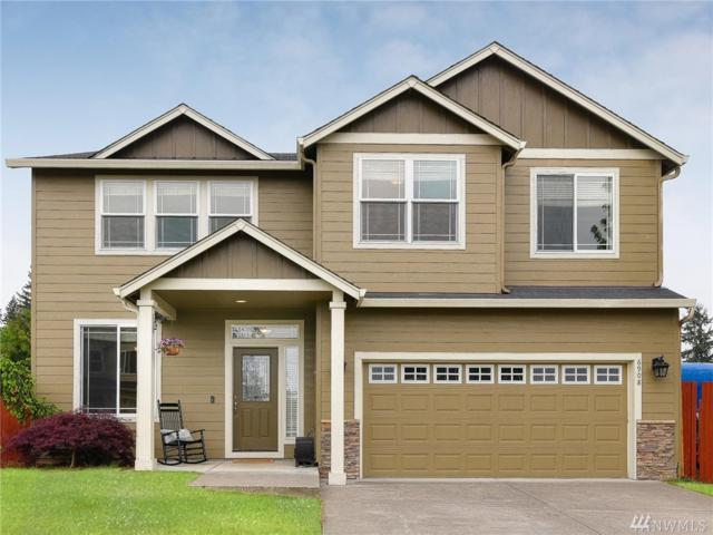 6908 NE 100th Ct, Vancouver, WA 98662 (#1452958) :: Kimberly Gartland Group