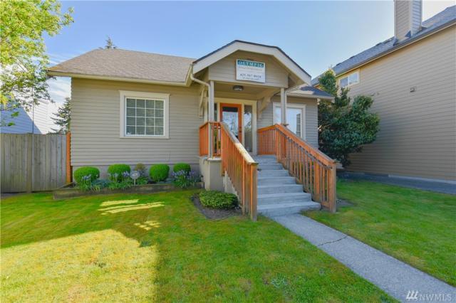 2110 Madison St, Everett, WA 98203 (#1453058) :: Ben Kinney Real Estate Team