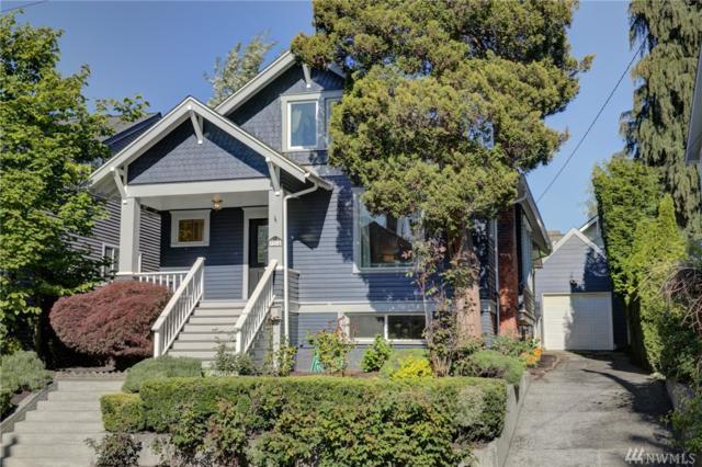7214 Sycamore Ave. Nw, Seattle, WA 98117 (#1453374) :: Costello Team