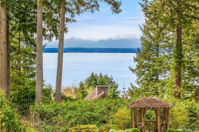 13701 8th Ave NW, Seattle, WA 98177 (#1453461) :: Homes on the Sound