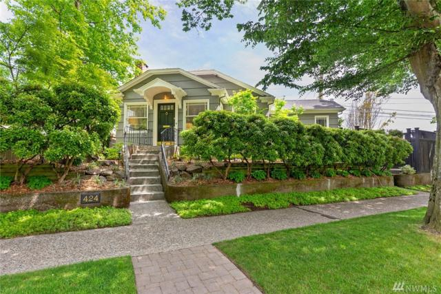 424 W Mcgraw Place, Seattle, WA 98119 (#1453552) :: The Kendra Todd Group at Keller Williams