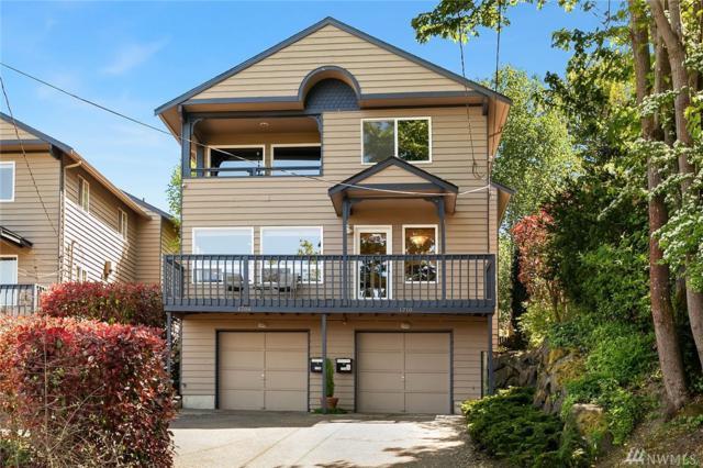 1710 Bradner Place S, Seattle, WA 98144 (#1453611) :: Ben Kinney Real Estate Team