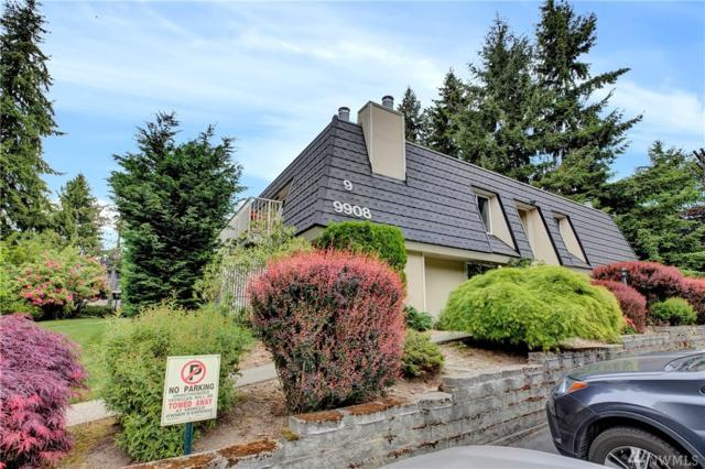 9908 NE 124th St #908, Kirkland, WA 98034 (#1453674) :: Pickett Street Properties
