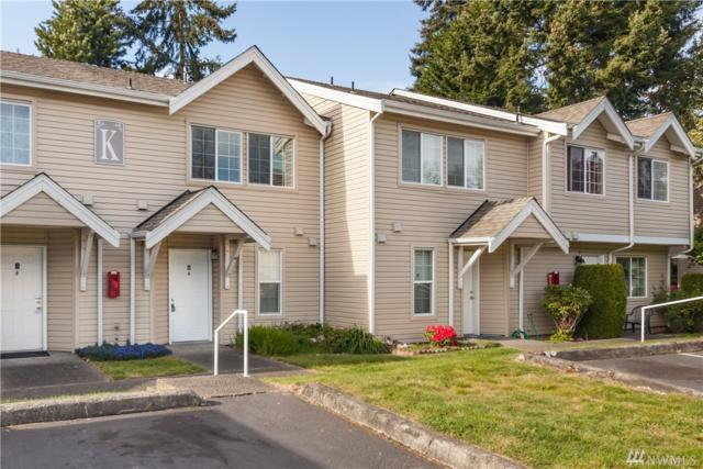 2100 S 336th St K4, Federal Way, WA 98003 (#1454102) :: Kimberly Gartland Group