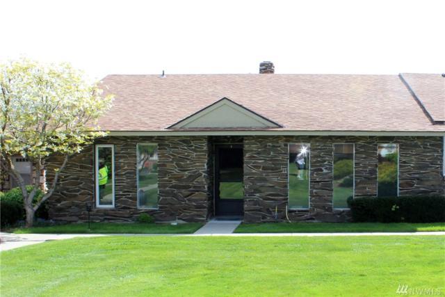 201 S Elliott #24, Wenatchee, WA 98801 (#1454216) :: Homes on the Sound