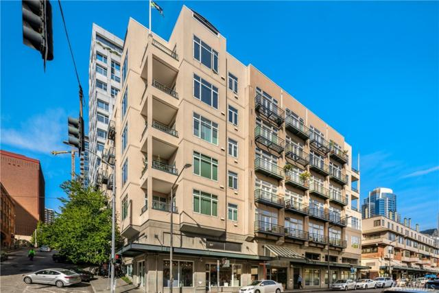 2030 Western Ave #511, Seattle, WA 98121 (#1454304) :: Homes on the Sound