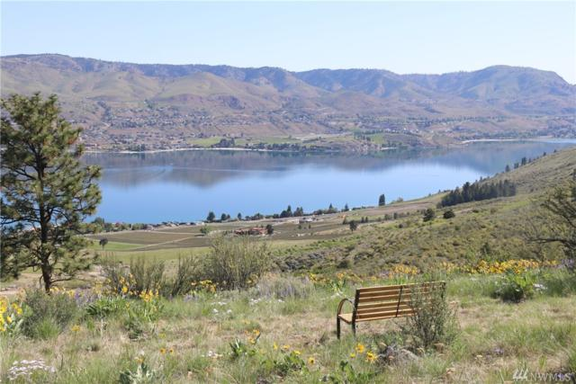 0-NNA Little Butte Ranch Road, Chelan, WA 98816 (#1454423) :: Homes on the Sound
