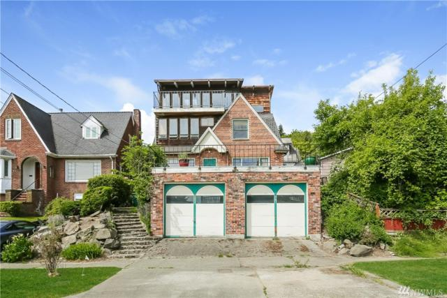 807 33rd Ave S, Seattle, WA 98144 (#1454850) :: Homes on the Sound