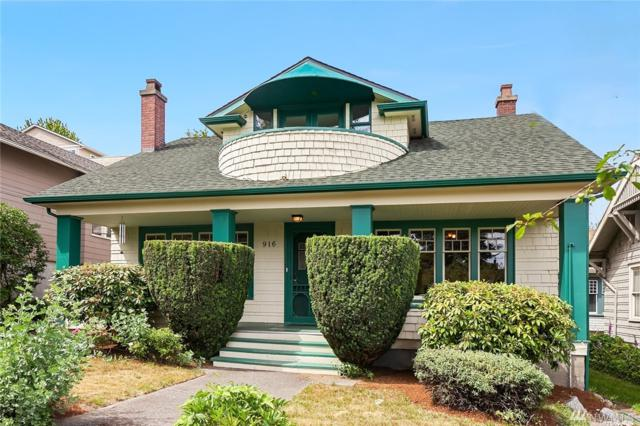 916 N 49th St, Seattle, WA 98103 (#1454949) :: Real Estate Solutions Group
