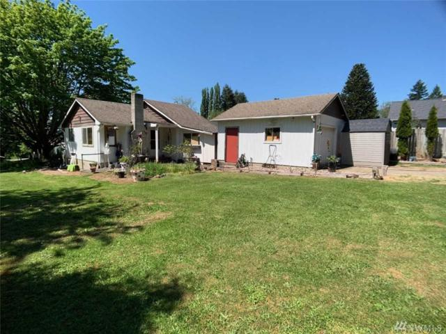 917 E St, Vader, WA 98593 (#1455025) :: Homes on the Sound