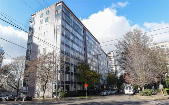 1221 Minor Ave #4, Seattle, WA 98101 (#1455077) :: The Royston Team