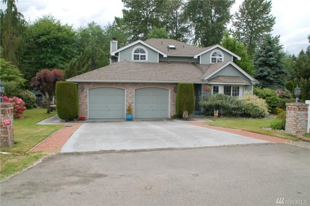 12810 66th Av Ct E, Puyallup, WA 98373 (#1455272) :: Homes on the Sound