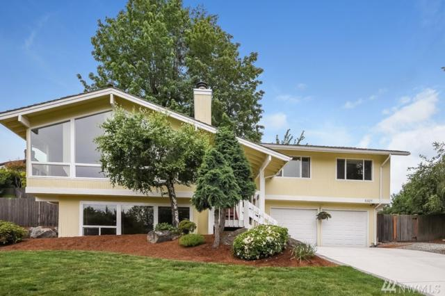 5327 Highland Dr, Bellevue, WA 98006 (#1455446) :: Record Real Estate