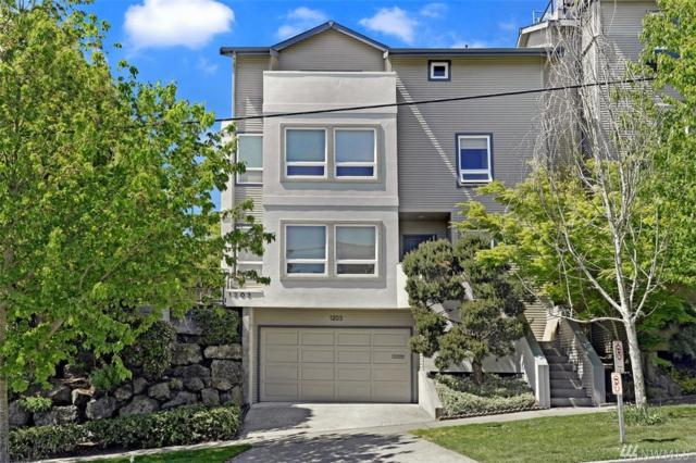 1203 5th Ave N, Seattle, WA 98109 (#1455514) :: The Kendra Todd Group at Keller Williams