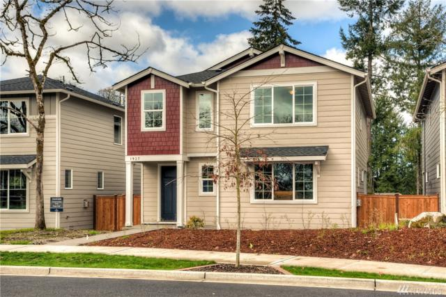 2001 Mayes (Lot 87) Rd SE, Lacey, WA 98503 (#1455521) :: Keller Williams Realty Greater Seattle