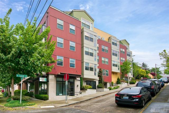 1310 N Lucas Place #301, Seattle, WA 98103 (#1455543) :: Alchemy Real Estate