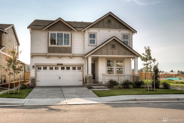 8439 29th Place NE B11, Marysville, WA 98270 (#1455550) :: Kimberly Gartland Group