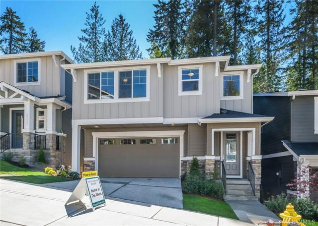 22361 SE 43rd (Lot 23) Place, Issaquah, WA 98029 (#1455561) :: Homes on the Sound